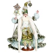 Mark Roberts - Limited Edition Winter Green Santa  62cm