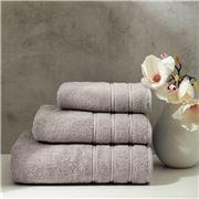 Christy - Antalya Turkish Cotton Hand Towel M/Grey 75x49cm