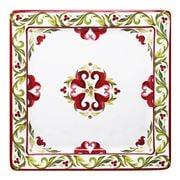 Le Cadeaux - Vischio Square Platter 28x28cm