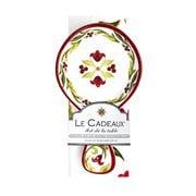 Le Cadeaux - Vischio Spoon Rest & Tea Towel Set 2pce