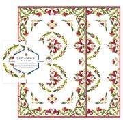 Le Cadeaux - Vischio Tea Towel Set 2pce