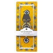 Le Cadeaux - Benidorm Platter w/Cheese Utensil 2pce