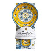 Le Cadeaux - Benidorm Spoon Rest & Tea Towel Set 2pce