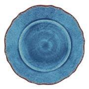 Le Cadeaux - Antiqua Salad Plate Blue 23cm