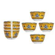 Le Cadeaux - Benidorm Dessert Bowls Set 4pce
