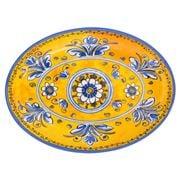 Le Cadeaux - Benidorm Oval Platter 41cm