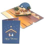 Colorpop - A Holy Night Pop Up Card Medium