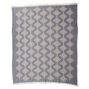 Wonga Road - Oversized Beach Towel Stitches Navy 170x140cm