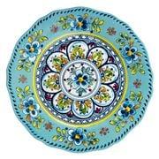 Le Cadeaux - Madrid Salad Plate Turquoise 23cm