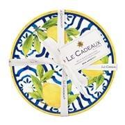 Le Cadeaux - Palermo Appetizer Plates Set 4pce