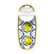 Le Cadeaux - Palermo Bowl & Tray Set 2pce