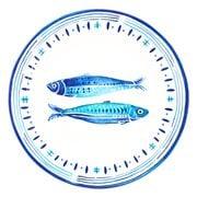 Le Cadeaux - Santorini Salad Plate 23cm