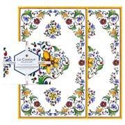 Le Cadeaux - Capri Tea Towel Set 2pce