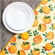 Le Cadeaux - Fleur D'Orange Rectangle Tablecloth 175x249cm