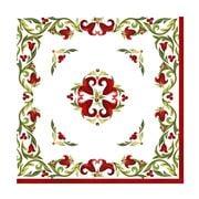Le Cadeaux - Vischio Paper Dinner Napkins 20pk