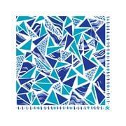 Le Cadeaux - Santorini Paper Cocktail Napkins 20pk