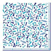 Le Cadeaux - Santorini Paper Dinner Napkins 20pk