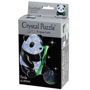 Games - 3D Crystal Jigsaw Puzzle Panda 42pce