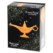 Games - 3D Crystal Jigsaw Puzzle Magic Lamp 34pce