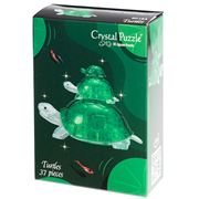 Games - 3D Crystal Jigsaw Puzzle Turtles 37pce