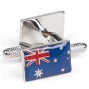 Onyx-Art - Australian Flag Cufflinks