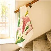 Napking - Datura Pattern 1 Linen Kitchen Towel