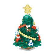 Nanoblocks - Big Christmas Tree Model 490pce