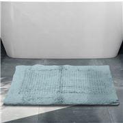 Rans - Waffle Bathmat Aqua 50x80cm