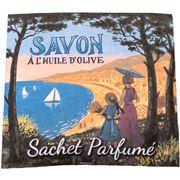 La Savonnerie De Nyons - Scented Sachet Cotton Flower