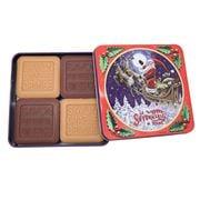 La Savonnerie De Nyons - Santa's Sleigh Soap Tin Set 4pce