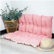Aelia Anna - Pillow Meandros Pink 85x85cm