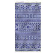Aelia Anna - Beach Towel Elliniko Parl Blue 94x180cm