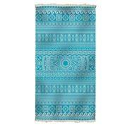 Aelia Anna - Beach Towel Elliniko Turquoise 94x180cm