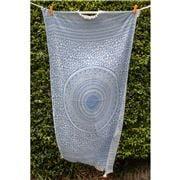 Aelia Anna - Beach Towel Knosos Parl Blue 94 x180cm