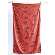 Aelia Anna - Beach Towel Mati Red 94x180cm