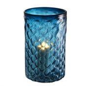 Vandenberg - Aquila Hurricane Candle Holder Large Blue