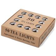 Cool Candles - Box 50 Tea lights