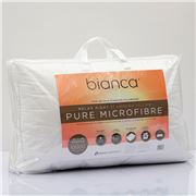 Bianca - Relax Right Pure Microfibre Med Profile Pillow