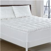 Bianca - Relax Right Pure Microfibre Mattress Topper QB