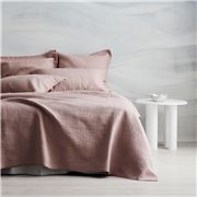 Sheridan - Beechwood Queen Bed Cover Smokey Rose