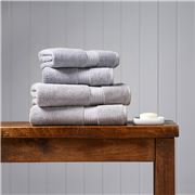 Christy - Hygro Supreme Bath Towel Silver