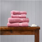 Christy - Supreme Hygro Bath Sheet Blush