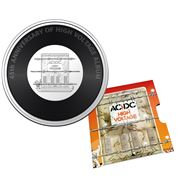 RA Mint - AC/DC 20cent 45th Anniversary of High Voltage