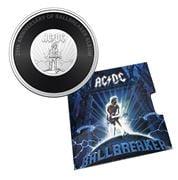 RA Mint - AC/DC 20cent 25th Anniversary Ballbreaker