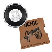 RA Mint - AC/DC 20cent 40th Anniv For Those About To Rock