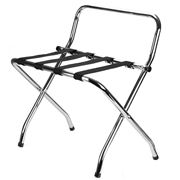 Peter's - High Back Foldable Luggage Rack