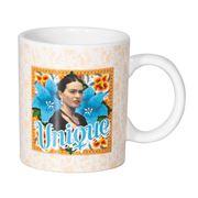 Aquarius - Frida Kahlo Ceramic Mug