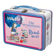 Aquarius - Roald Dahl Matilda Tin Carry All Fun Box