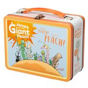 Aquarius - Roald Dahl James Tin Carry All Fun Box