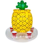 Bigmouth - Pineapple Inflatable Cooler